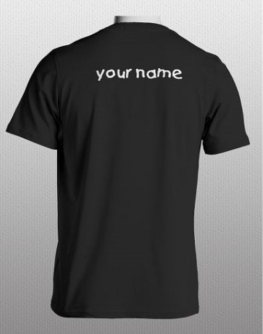 enrobe brand customized tshirt