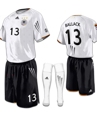 Enrobe football kit