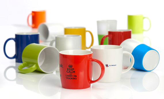 promotional mugs manufaturer