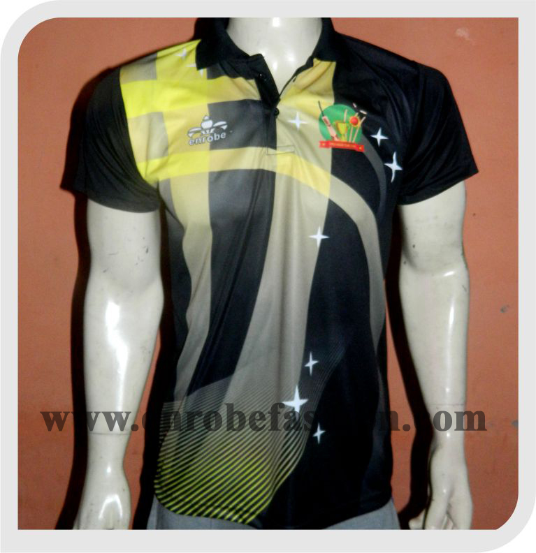 India Pattern Juniors Sublimation Shirt